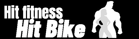 Hit bike